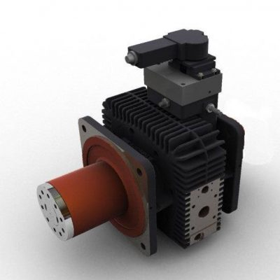 MSD The 2 Speed Spindle Gearbox