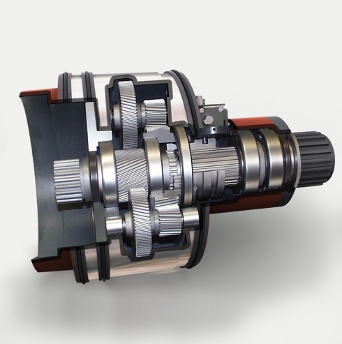 Ram msd by andantex for Two speed hydraulic motor